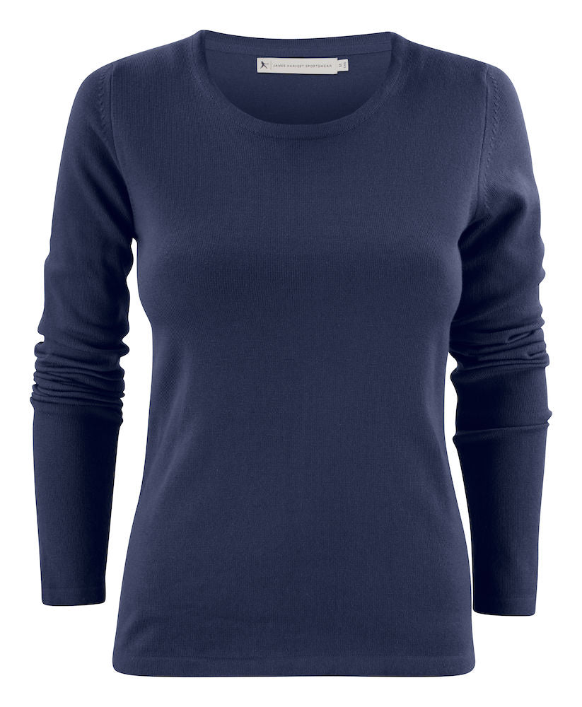 Harvest Portland Lady r-neck pullover Navy XL