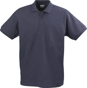 Harvest EAGLE m Men's piqué Navy