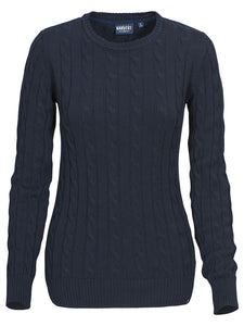 Harvest Treadville Lady pullover Navy