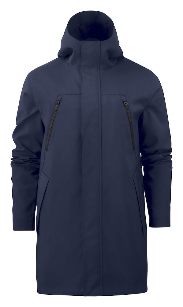 Harvest Hurstbridge city coat Navy