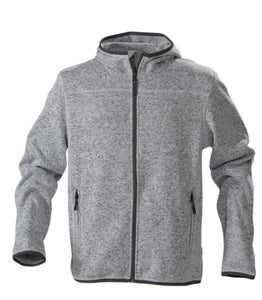 Harvest Richmond Fleece Grey melange