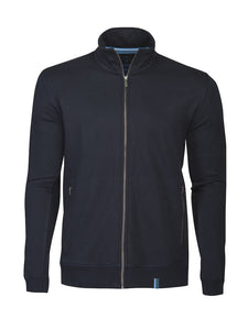 Harvest Novahill sweatjacket Navy