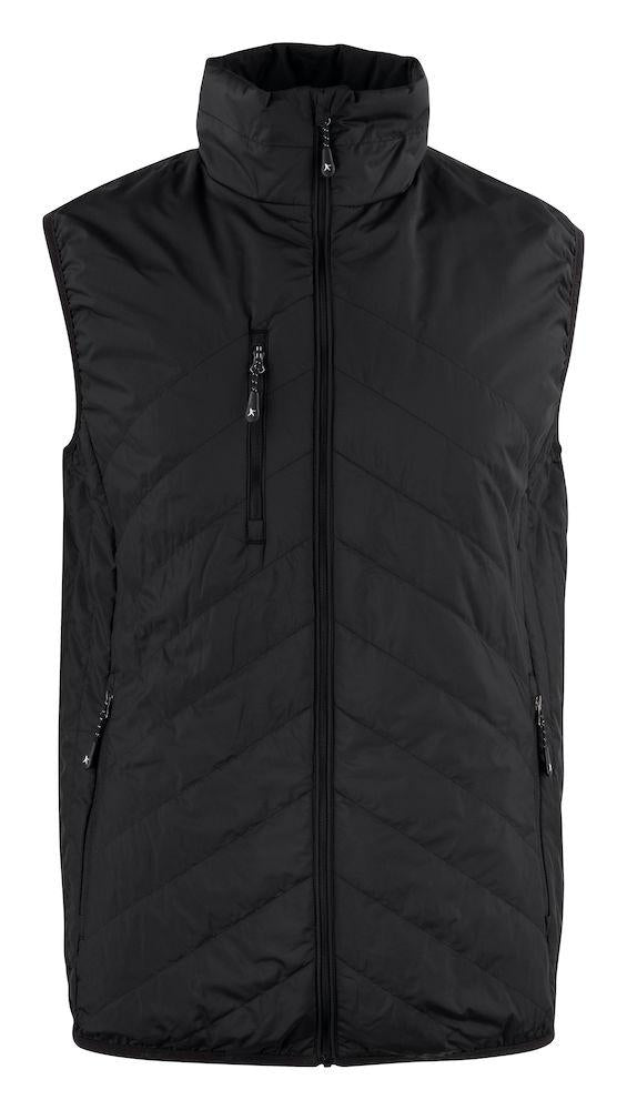 Harvest Deer Ridge Vest Black