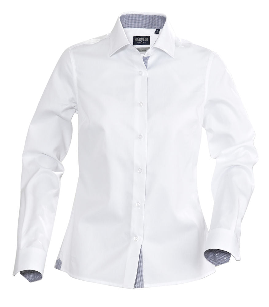 Harvest Baltimore ladies blouse white