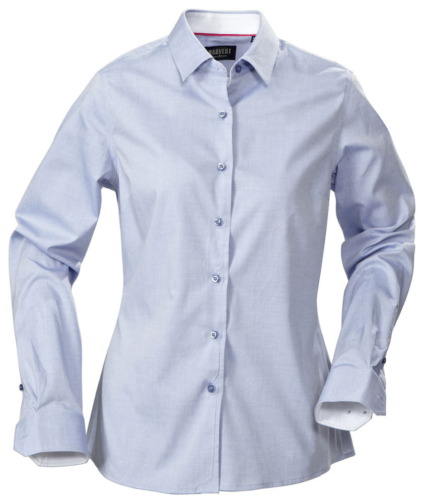 Harvest Redding lady shirt Blue