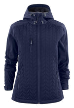 Harvest Myers Lady Softshell jacket Navy