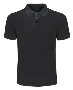 Harvest Fordham polo Black denim