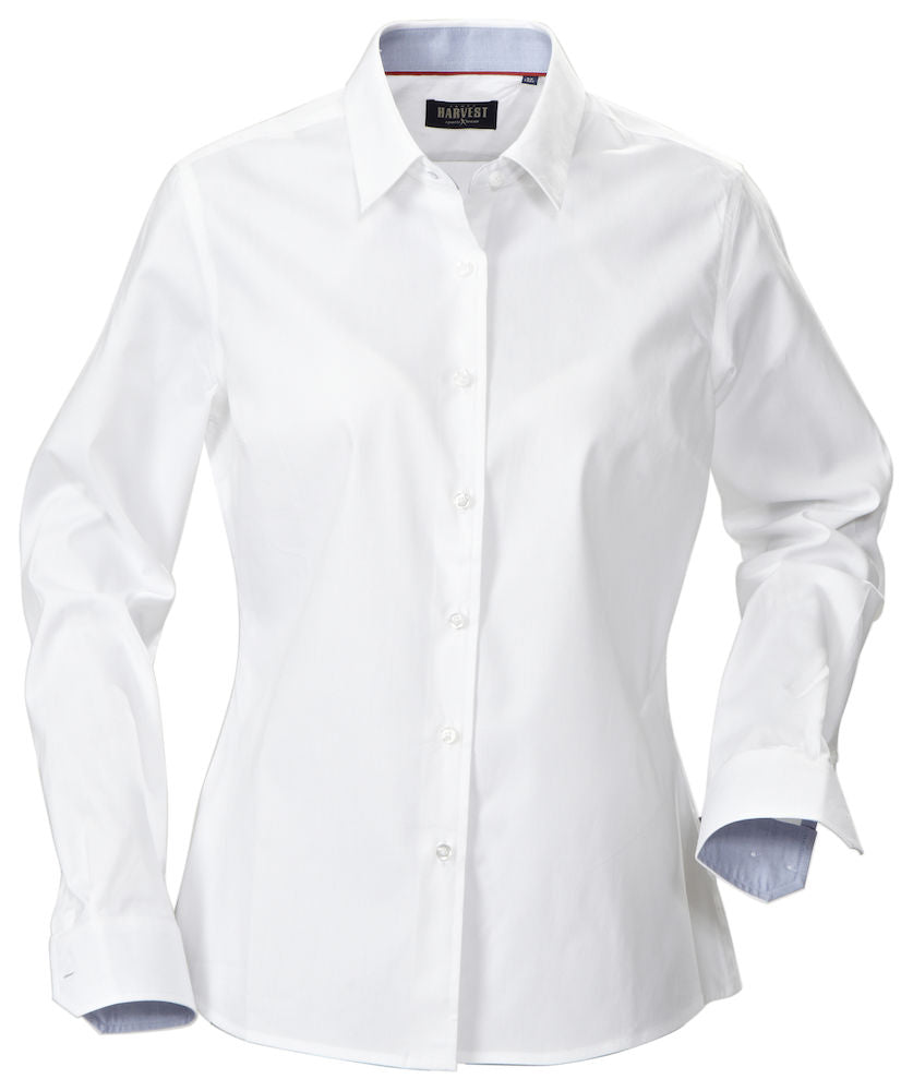 Harvest Redding lady shirt White
