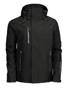 Harvest Islandblock jacket Black