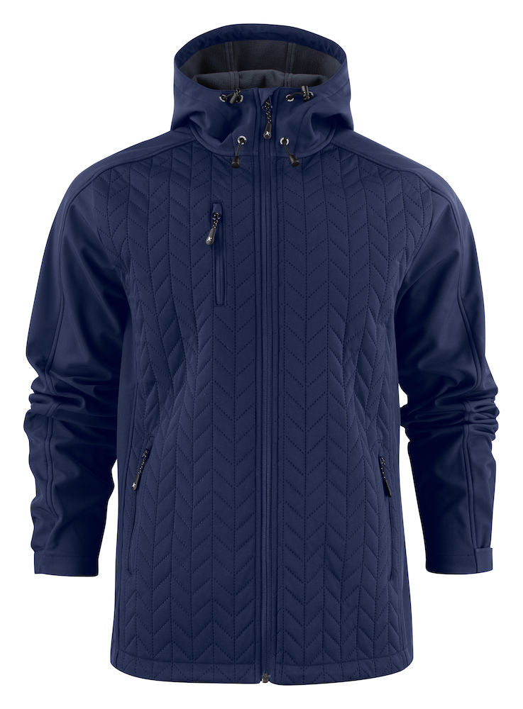 Harvest Myers Softshell jacket Navy XXL