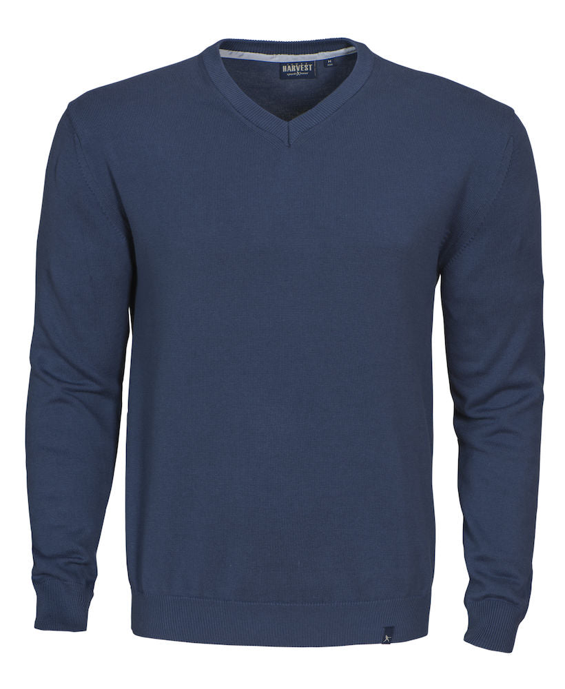 Harvest Nottingmoon Pullover Faded blue
