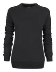 Harvest Cornell ladies crewneck Black