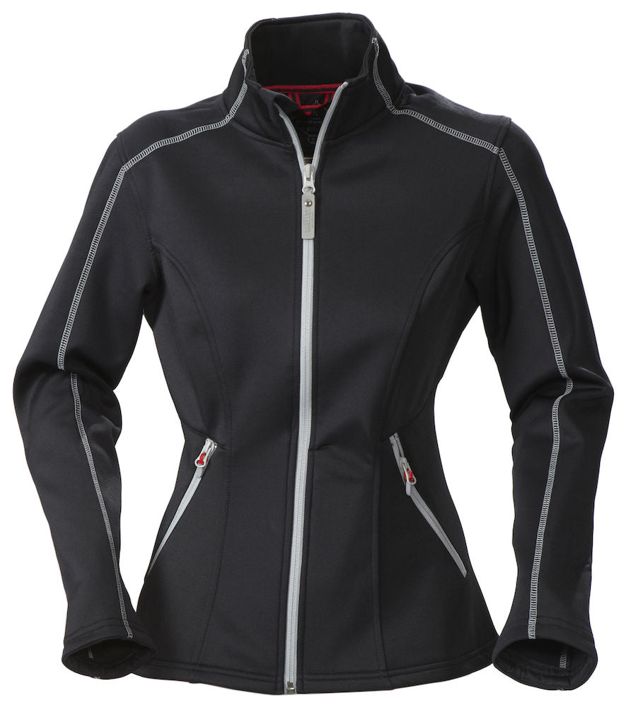 Harvest Carabelle Lady Fleece Black