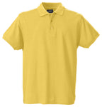 Harvest Morton Heights Men's Pique Yellow