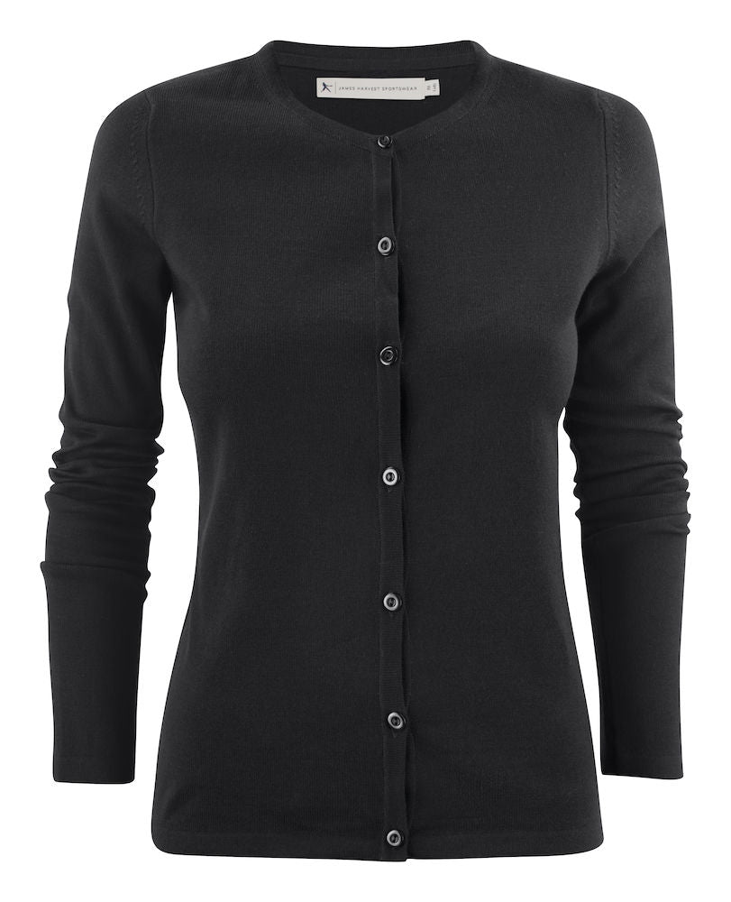 Harvest Sonette Lady Cardigan Black XXL