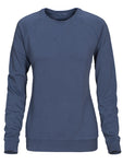 Harvest Cornell ladies crewneck Faded blue