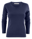 Harvest Portland Lady r-neck pullover Navy