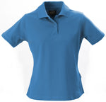 Harvest Albatross ladies piqué Bright blue