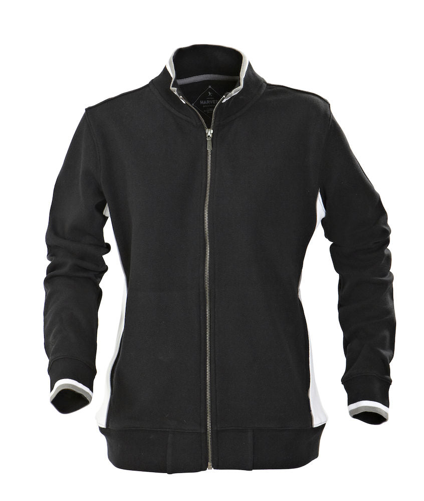 Harvest Apex lady pique jacket Black
