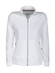 Harvest Novahill Lady sweatjacket White