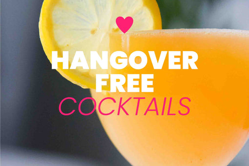 Healthy, Hangover-Free Cocktail Recipes