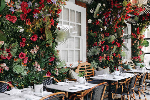 Beautiful Brunch Spots For This Mother's Day