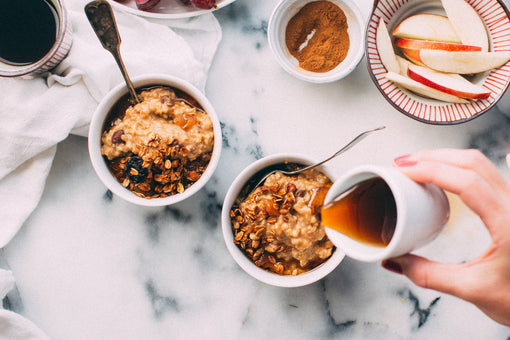 Six In The City - London's Best Porridge Picks