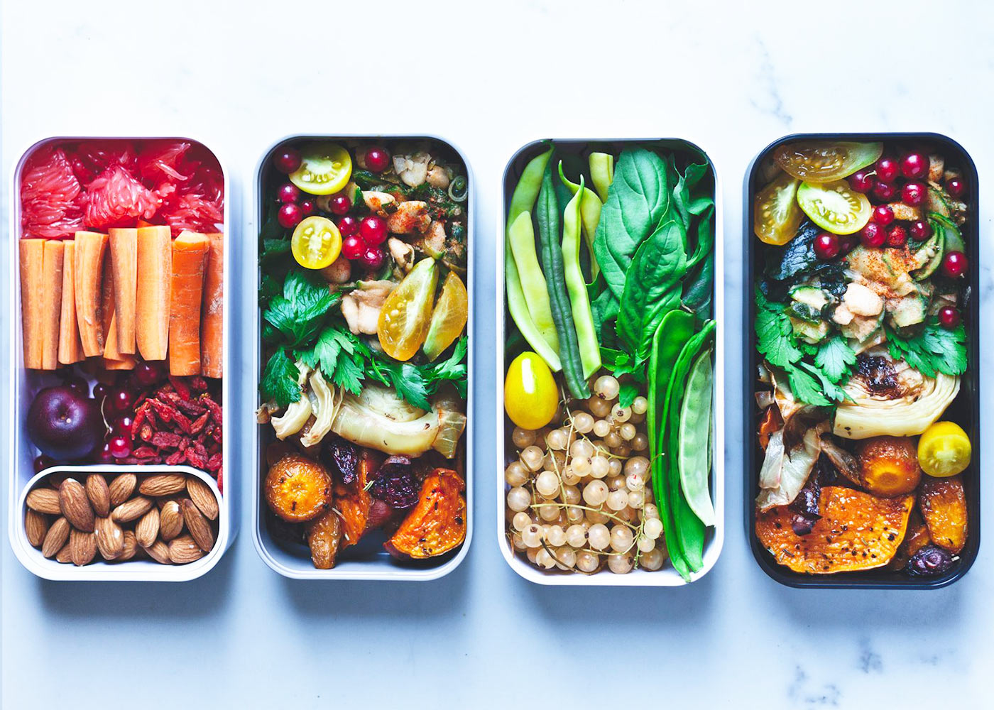 healthy bento lunch ideas easy homemade lunches to take to work