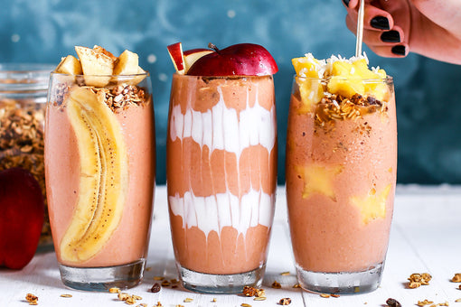 5 Smoothies To Help Boost That Summer Glow