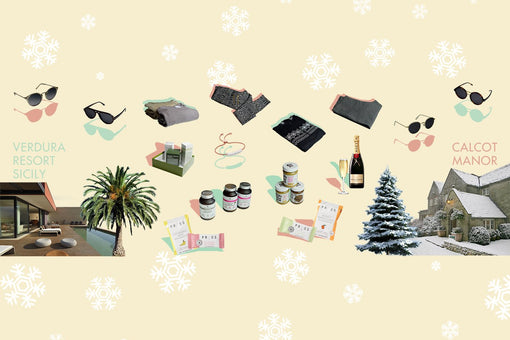 Xmas PRESSents Giveaway: Your Winter Wishlist Unwrapped!
