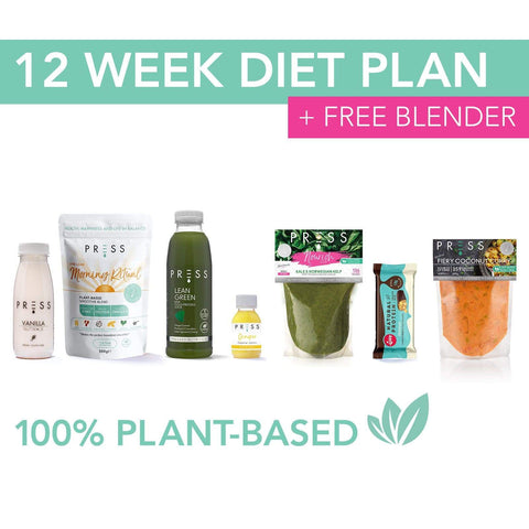 12 week diet plan