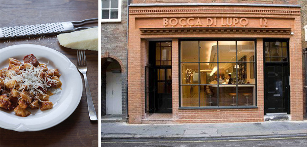 Bocca Di Lupo | Best restaurants in Soho