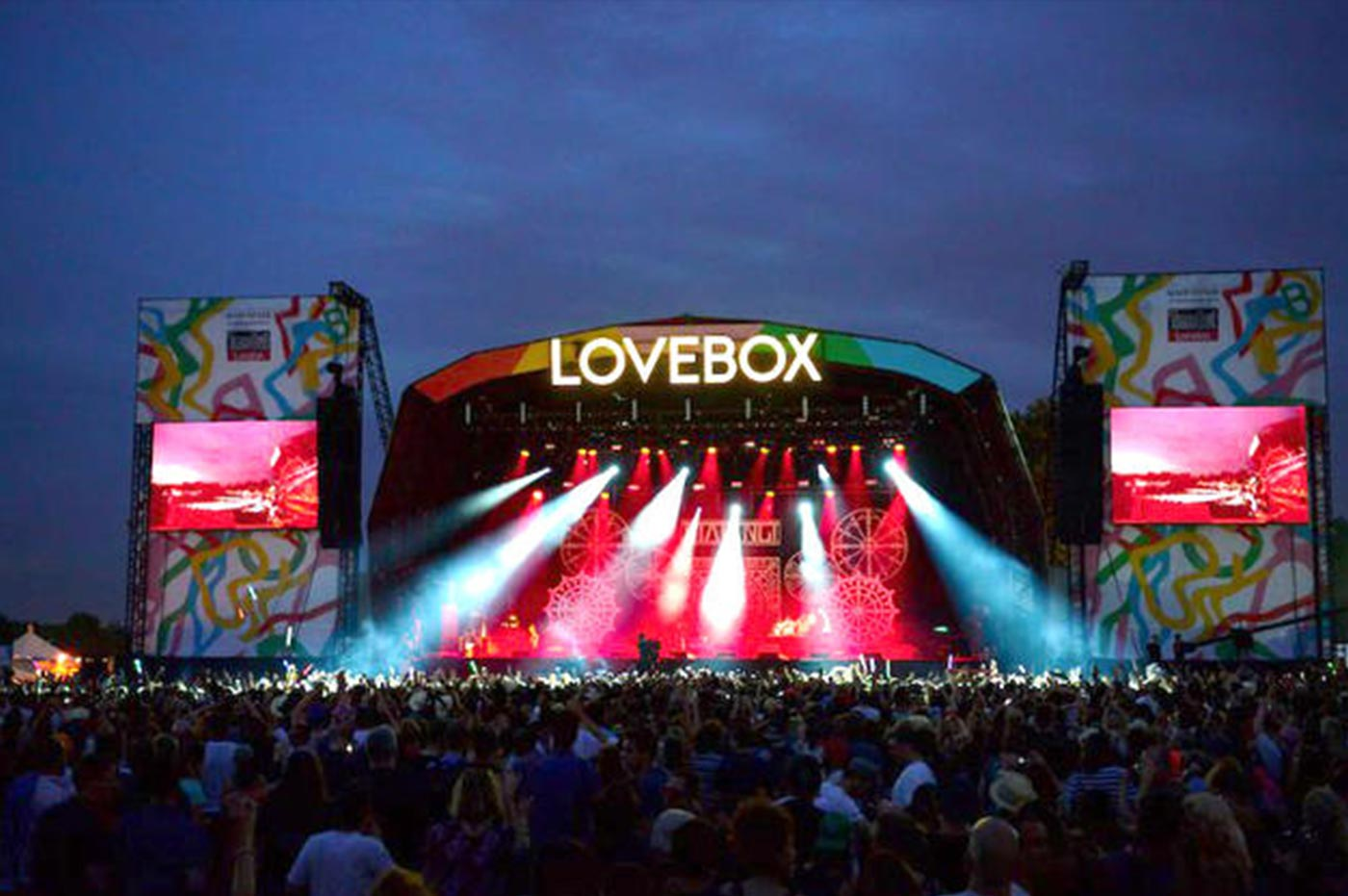 Top UK Festivals 2018