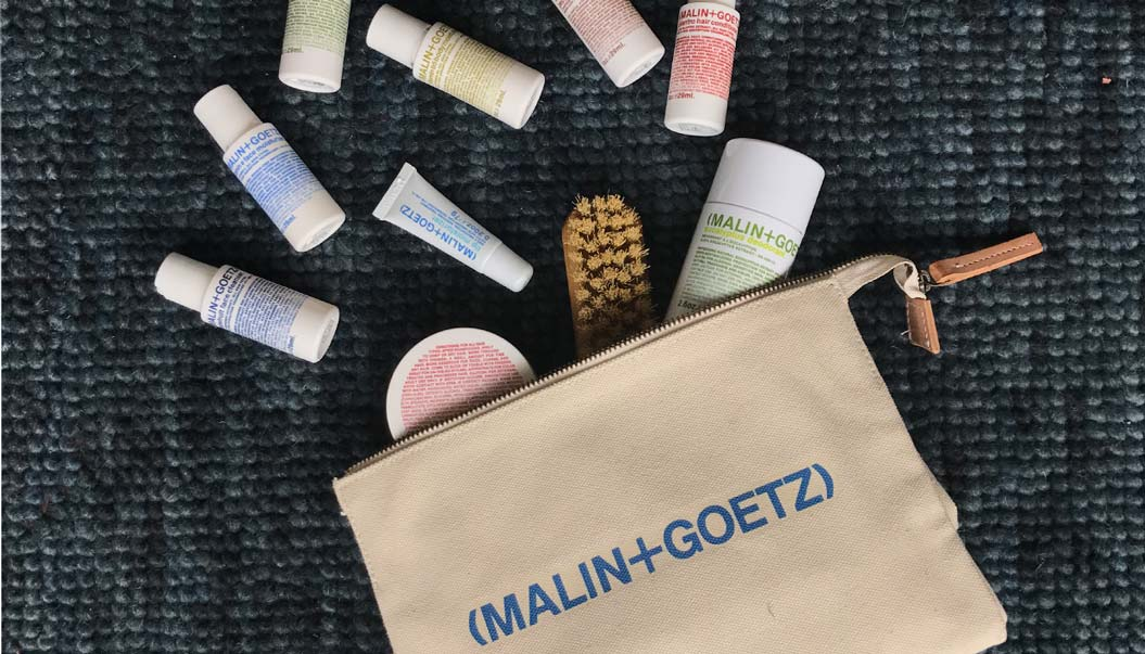 Malin and Goetz Essential Kit Travel Size