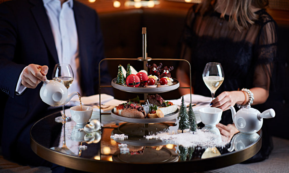 Win afternoon tea at NOBU