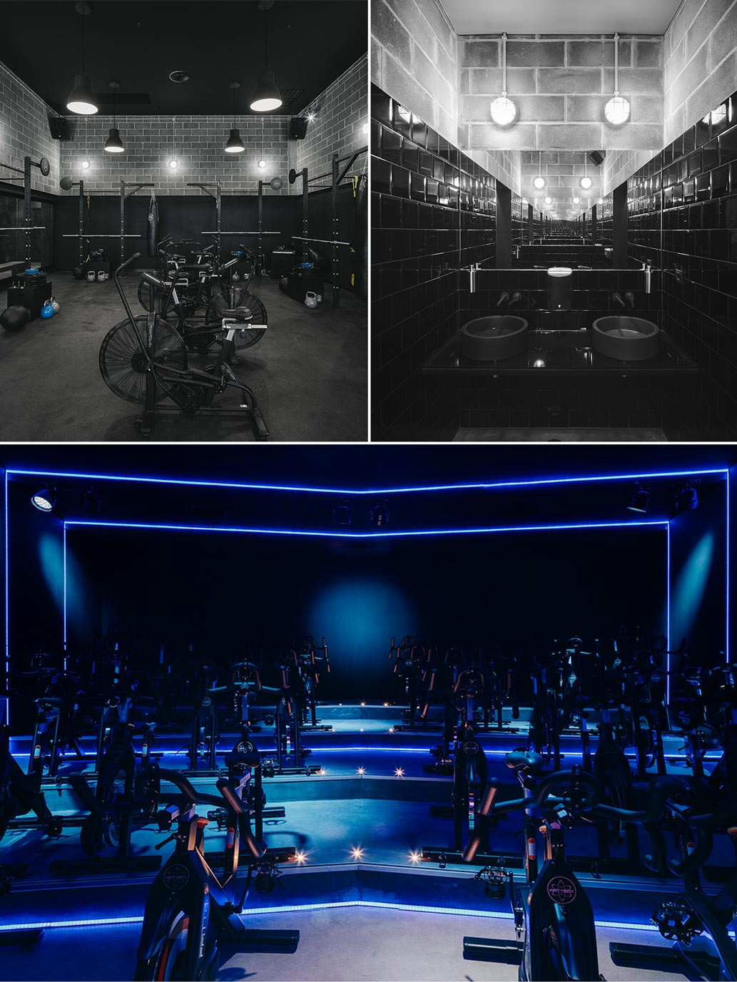Best luxury gyms in the world