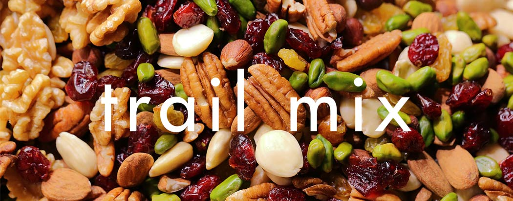Is trail mix healthy?