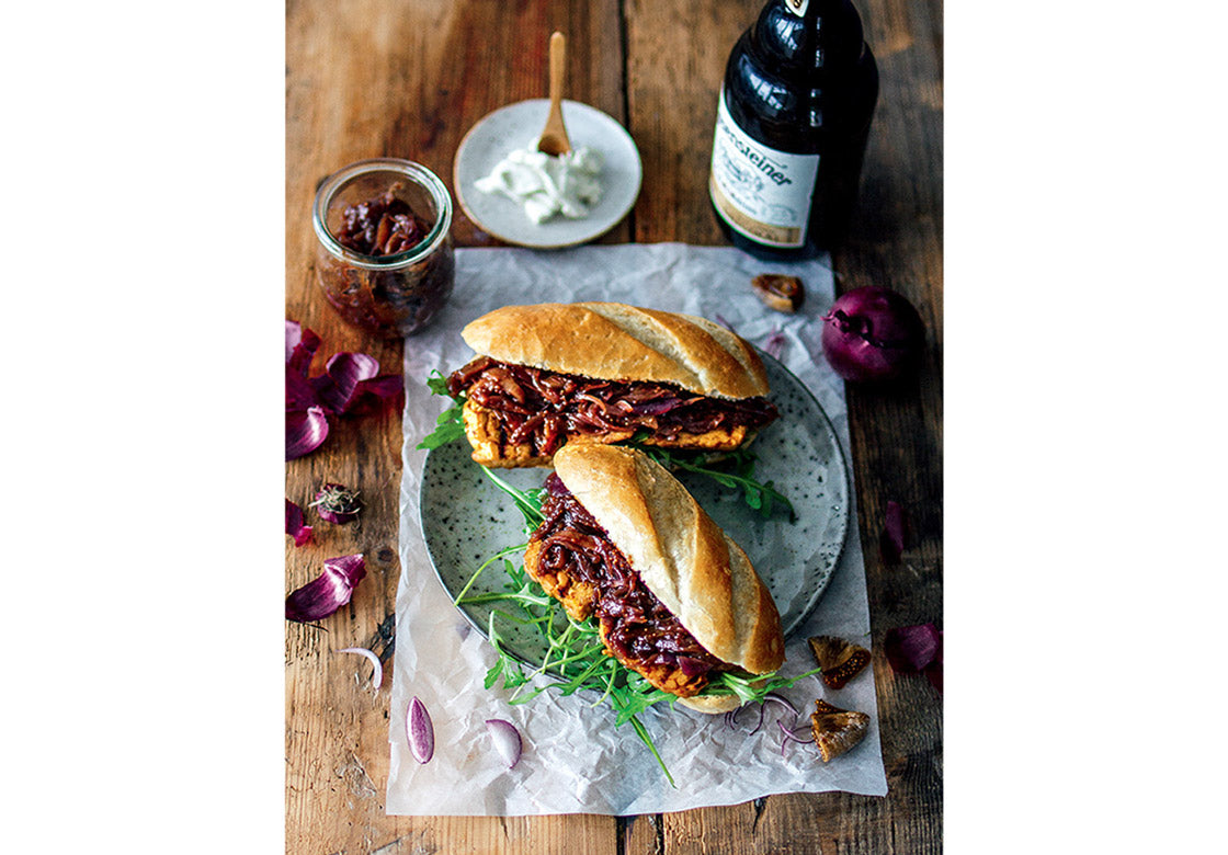 Vegan BBQ Sandwich Recipe
