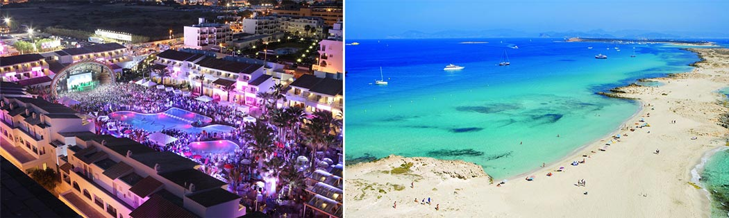 Where to drink, party and beach - Ibiza