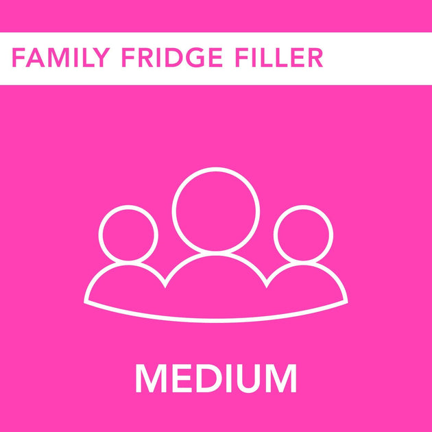 Image: Medium Family Fridge Filler - PRESS London
