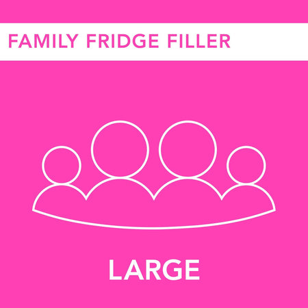 Large Family Fridge Filler - PRESS London