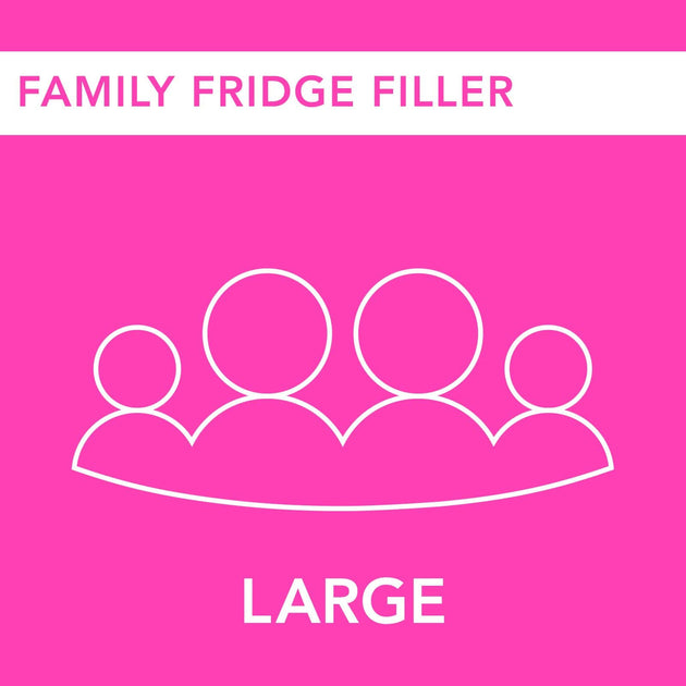 Image: Large Family Fridge Filler - PRESS London