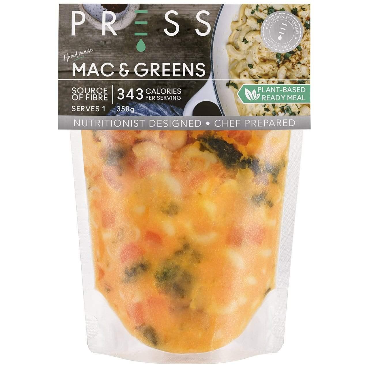 Mac & Greens - PRESS London
