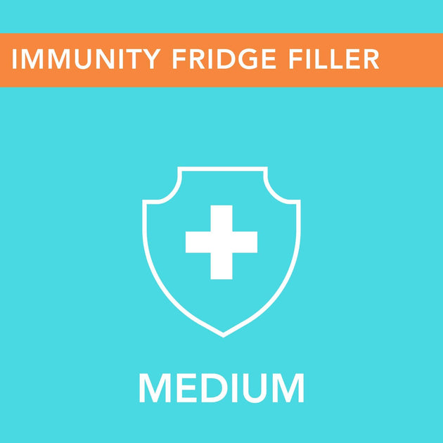 Image: Medium Immunity Fridge Filler - PRESS London