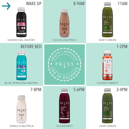 Virgin Juice Cleanse - PRESS London