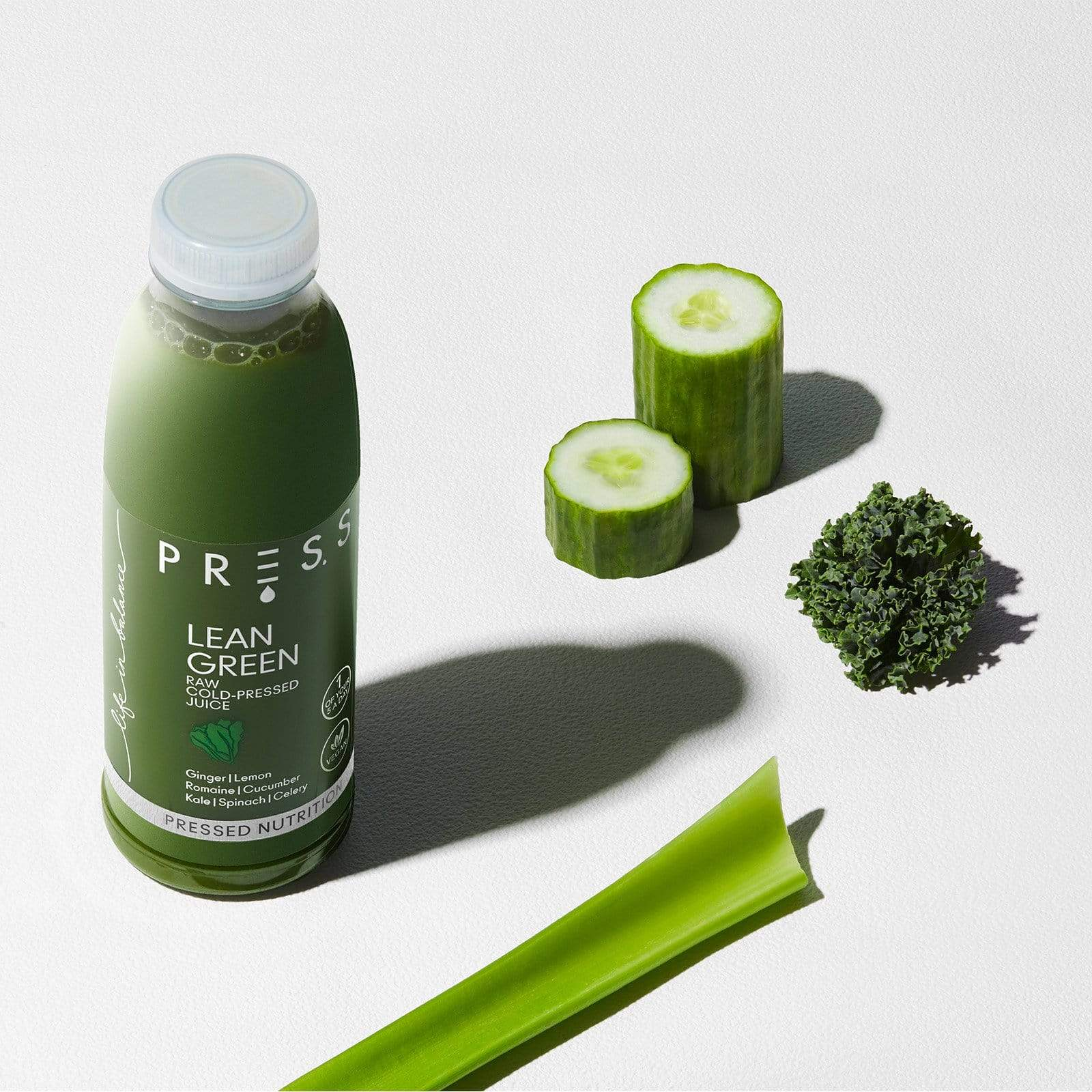 The Daily Lean Green 500ml (£6/day, 14 days)