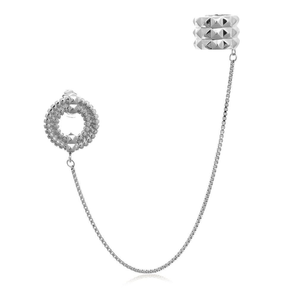 Apollo Ear Cuff </br> Sterling Silver