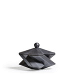 Fortress Treasury Box <br/> Iron Ceramic