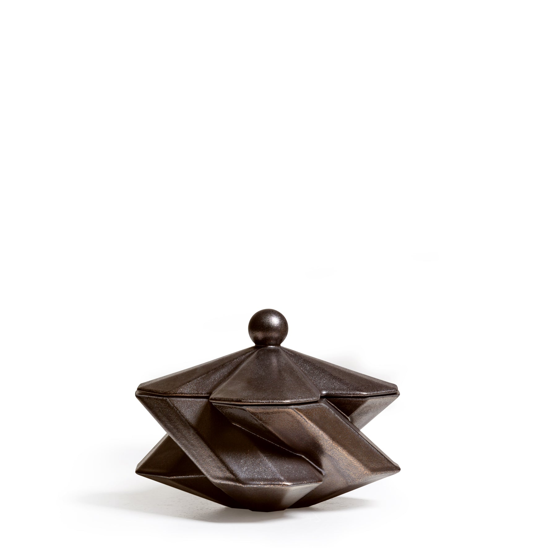 Treasury Box <br/> Bronze Ceramic