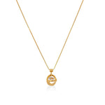 Planetaria Pendant 12 </br> 18ct Gold Vermeil on Sterling Silver